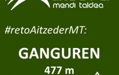 Reto al Ganguren